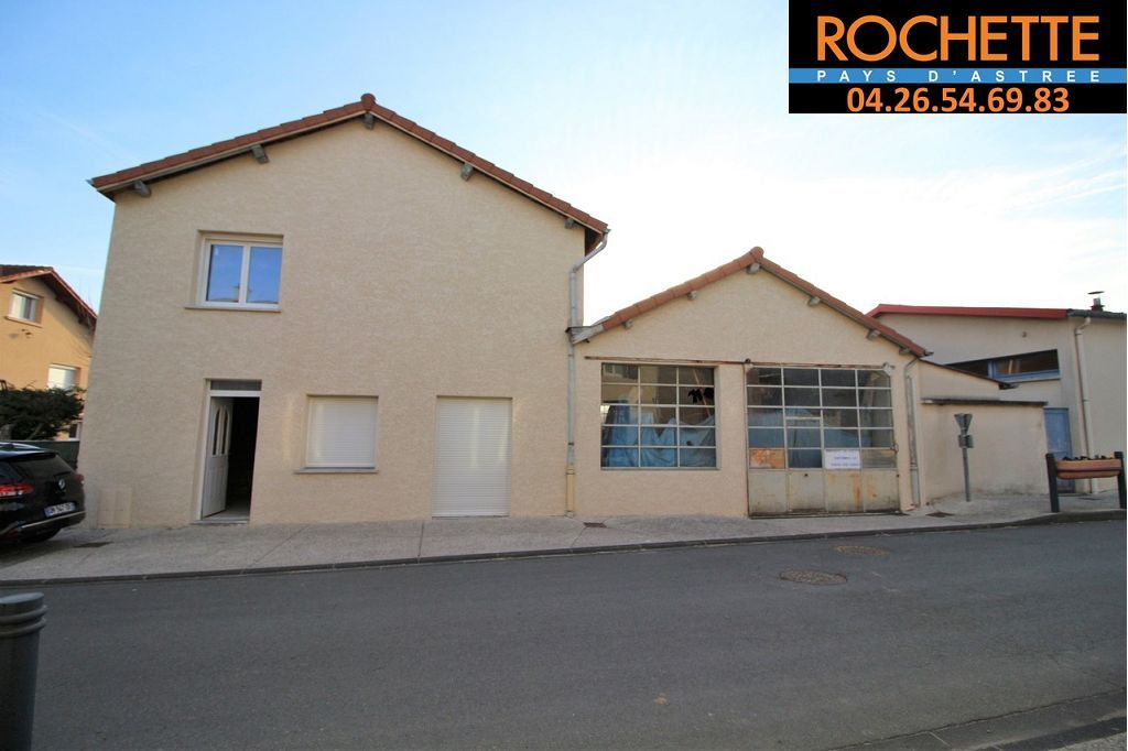 Local commercial MARCILLY LE CHATEL (42130) ROCHETTE IMMOBILIER BOEN