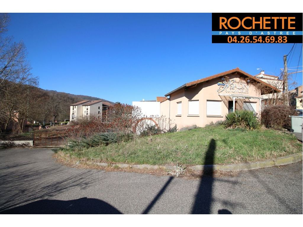 Local commercial BOEN (42130) ROCHETTE IMMOBILIER BOEN