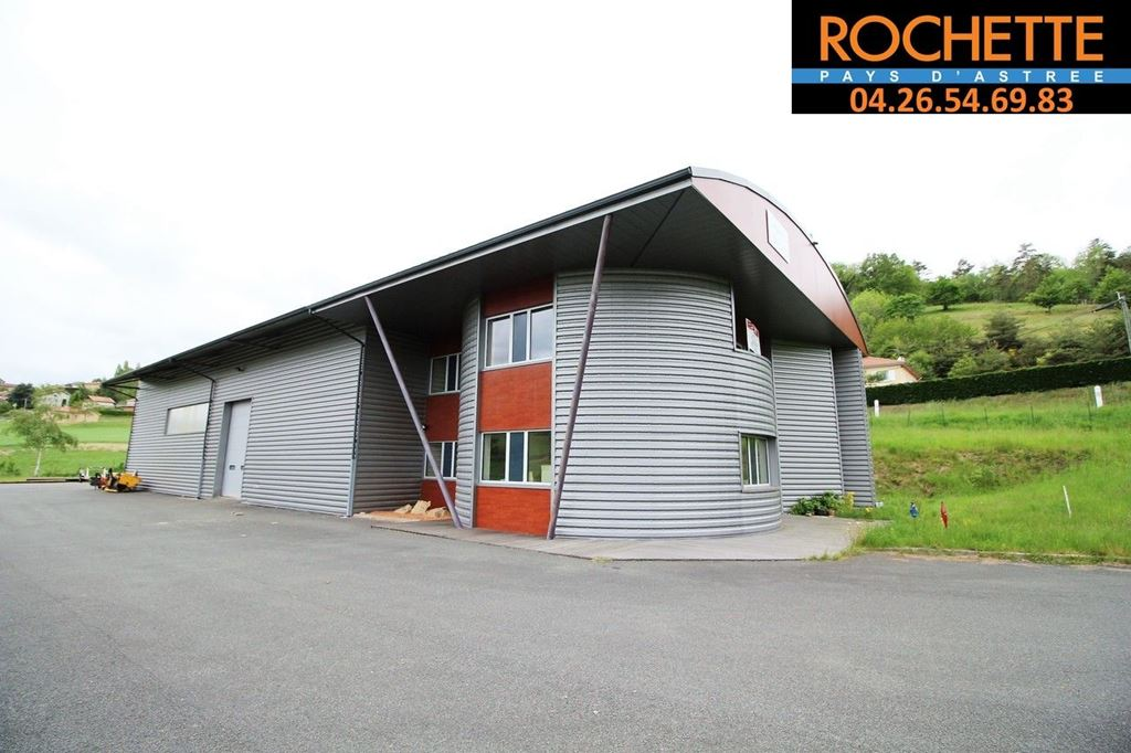 Local commercial ST GEORGES EN COUZAN (42990) ROCHETTE IMMOBILIER BOEN
